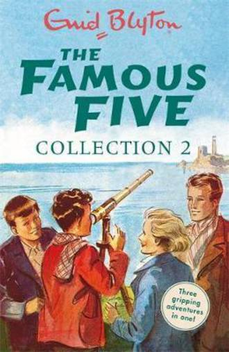 The Famous Five Collection 2  Books 4-6