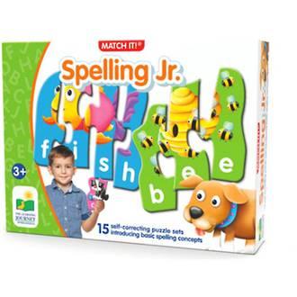 Match It Spelling Junior