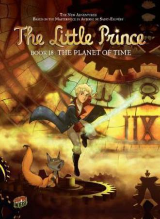 The Little Prince Book 18 The Planet Of Time
