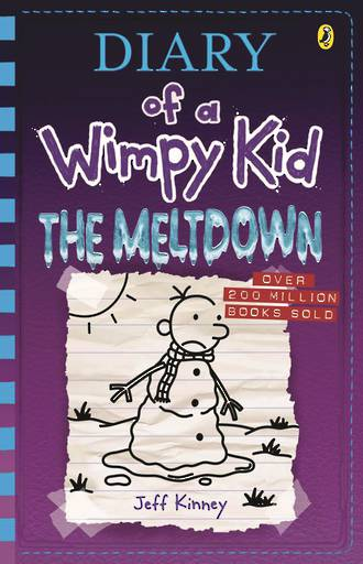 Diary of a Wimpy Kid  #13 The Meltdown