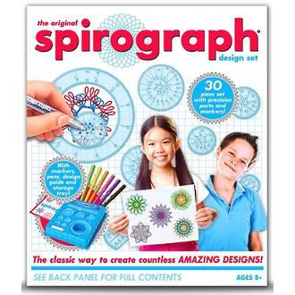 The Original Spirograph Boxed Design Set