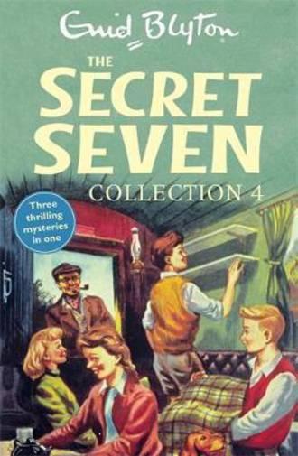 The Secret Seven Collection 4  Books 10-12