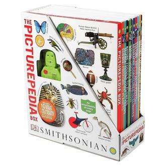 DK Picturepedia Boxset