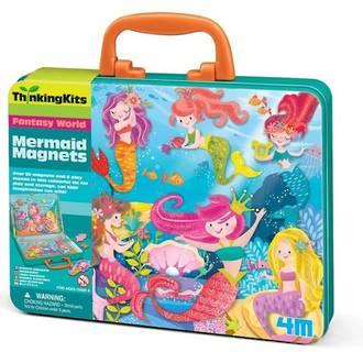 Thinking Kits- Mermaid Magnets
