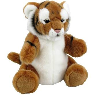 Antics Wildlife Series Tiger Hand Puppet