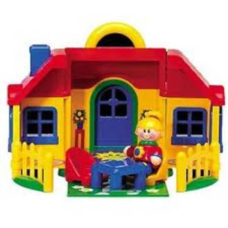 Tolo First Friends Playhouse