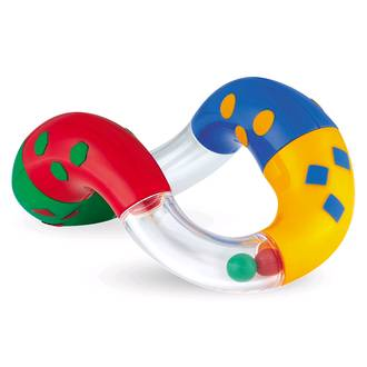 Tolo Twist and Turn Rattle