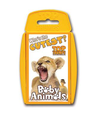 Who's the Cutest?   Top Trumps Baby Animals