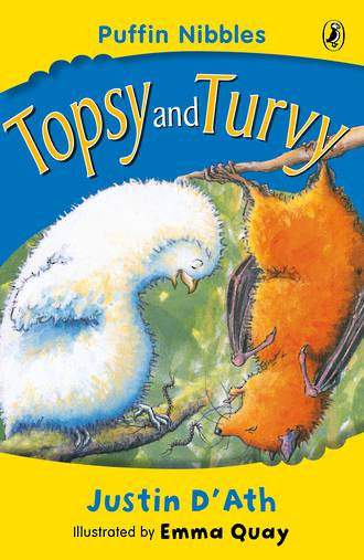 Puffin Nibbles Topsy and Turvy