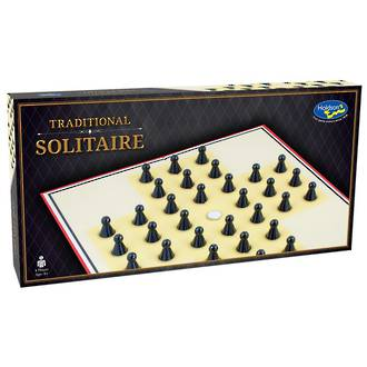 Traditional Solitaire Game