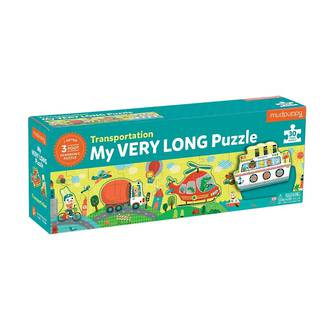 My Very Long Puzzle Transportation
