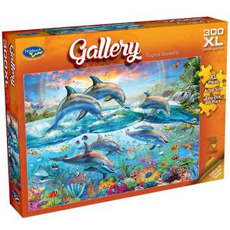Gallery Tropical Seaworld 300XL Puzzle