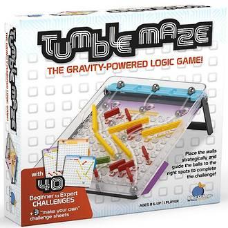 Tumble Maze Game