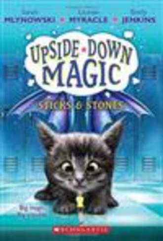 Upside Down Magic #2: Sticks and Stones