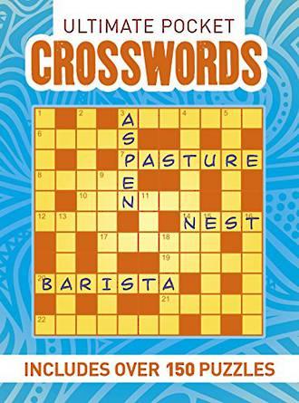 Ultimate Pocket Crosswords
