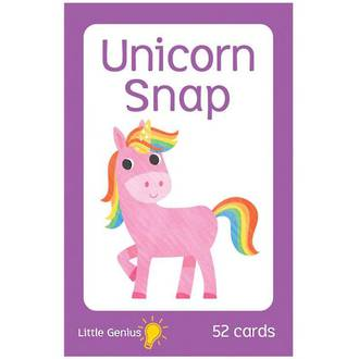 Little Genius Unicorn Snap