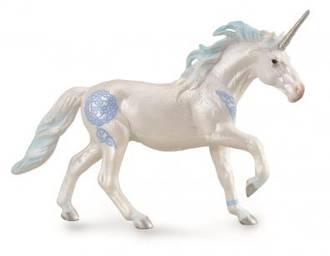 Collecta - Unicorn Stallion Blue