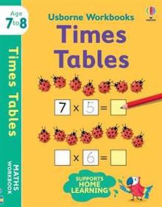 Usborne Workbooks Times Tables 7-8