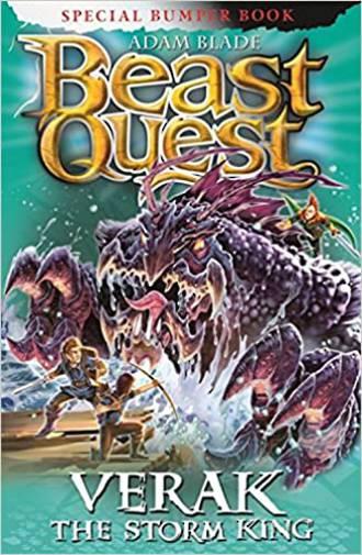 Beast Quest: Verak the Storm King  Special 21