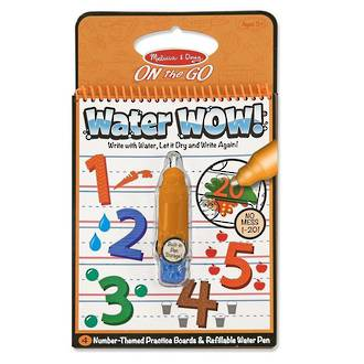 Water Wow Number