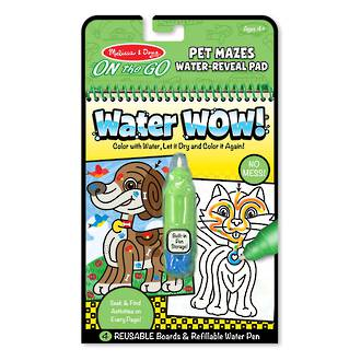 Water Wow Pet Maze