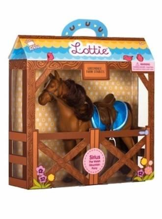 Lottie - Sirius the Welsh Mountain Pony