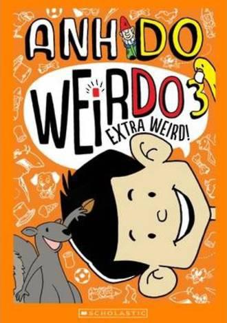 WeirDo #3 Extra Weird!