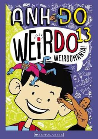 WeirDo #13 Weirdomania!