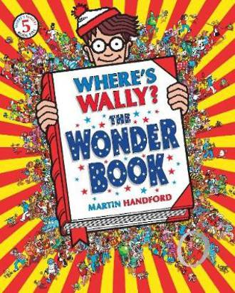 Where's Wally? The Wonder Book #5