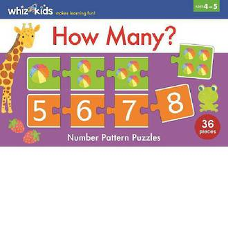 Whiz Kids How Many Puzzle