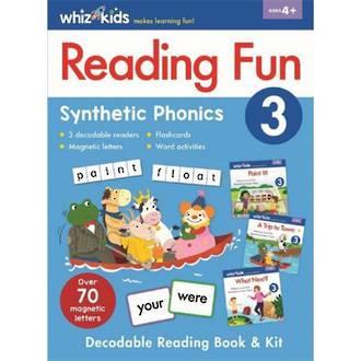 Whiz Kids Learning Kits Reading Fun 3