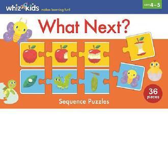 Whiz Kids What Next Puzzle