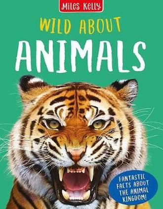 Wild About Animals (hardback)