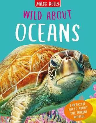 Wild About Oceans (hardback)