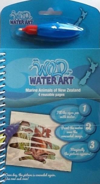 Wild Water Art Marine Animals
