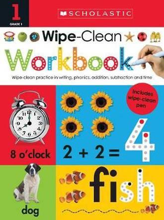 Wipe Clean Workbook