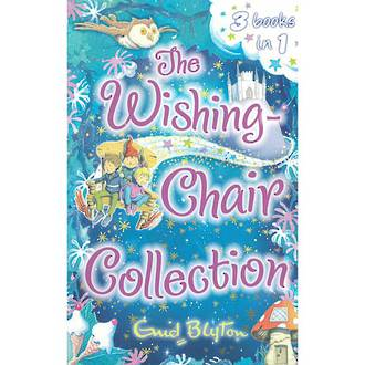 The Wishing Chair Collection 3 books in 1
