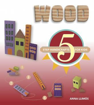 Wood 5 Step Handicrafts for Kids