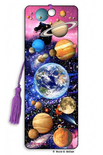 3D Bookmark - You are Here