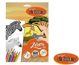 Shrinkles Zebra