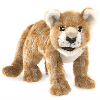 Folkmanis - African Lion Cub Puppet