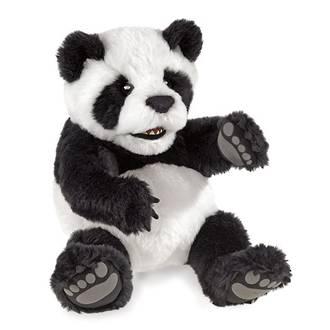 Baby Panda Puppet - Folkmanis