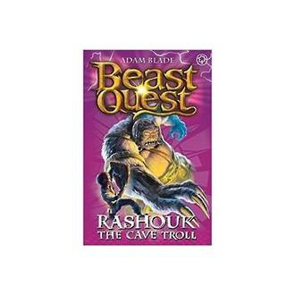 Beast Quest Series 4 - Rashouk The Cave Troll