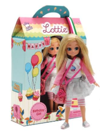 Lottie Doll - Birthday Girl