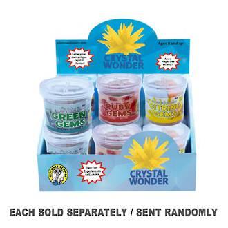 Make your Own Crystal Wonder