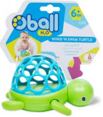O'Ball Wind n Swim Turtle