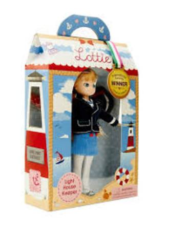 Lottie Doll Light House Keeper