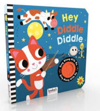 Hey Diddle Diddle - Sing along with me