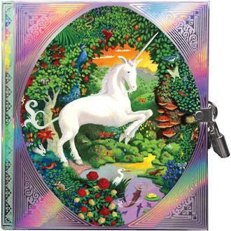 eeBoo Journal Unicorn