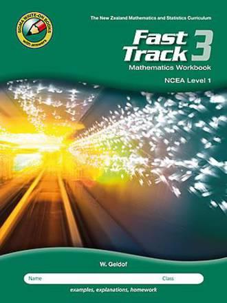 Fast Track 3 - YR 11 (NCEA Level 1)